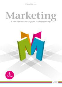 Marketing - In vier Schritten zum eigenen Marketingkonzept