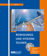 """Buchcover """"Reinigungs- und Hygienetechnik"""""""