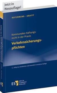 """Buchcover """"Verkehrssicherungspflichten"""""""