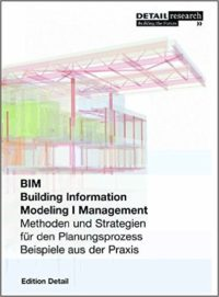 "Buchcover ""BIM Building Information Modeling 