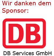Logo des Sponsors DB Services GmbH
