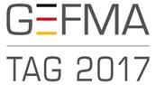 Logo für GEFMA-Tag 2017