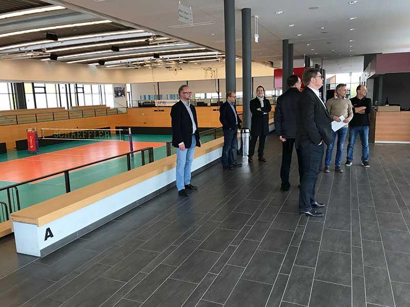 Bild der Sporthalle Bühl