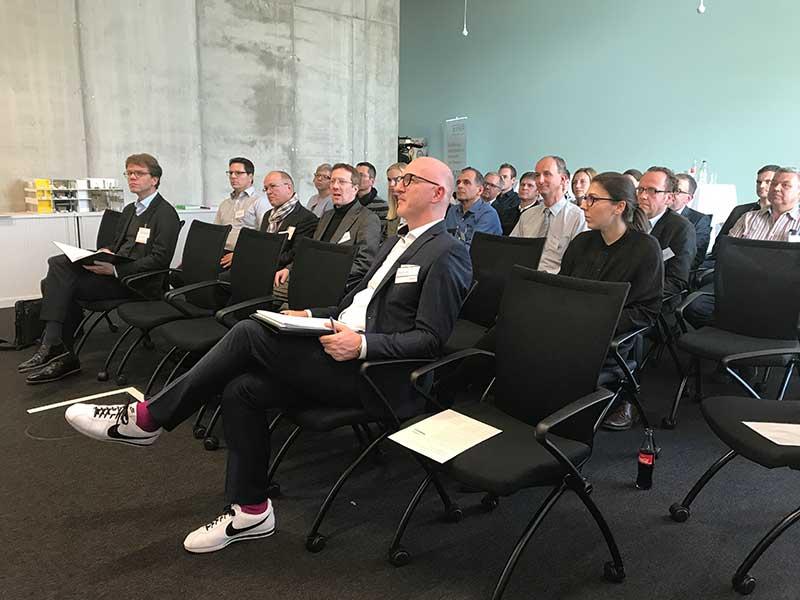 Bild von GEFMA-Lounge bei Bosch in Renningen