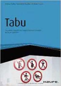 """Buchcover """"Tabu"""""""