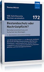 Buchcover von Bestandsschutz oder Nachrüstpflicht