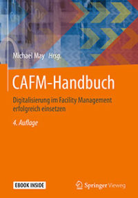 Buchcover CAFM-Handbuch