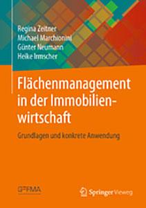 Buchcover Flächenmanagement in der Immobilienwirtschaft