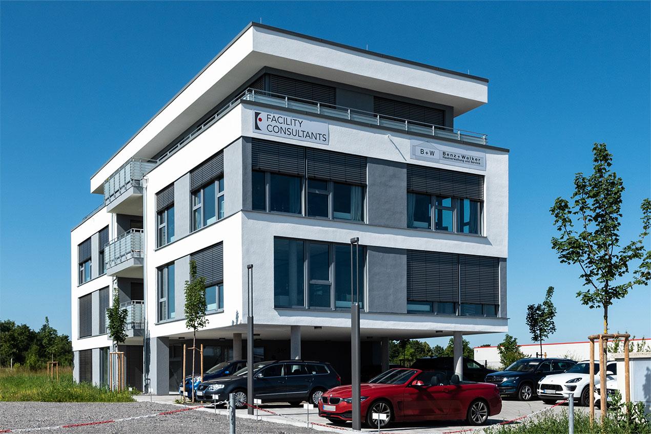 Bild von FC-Gebäude außen